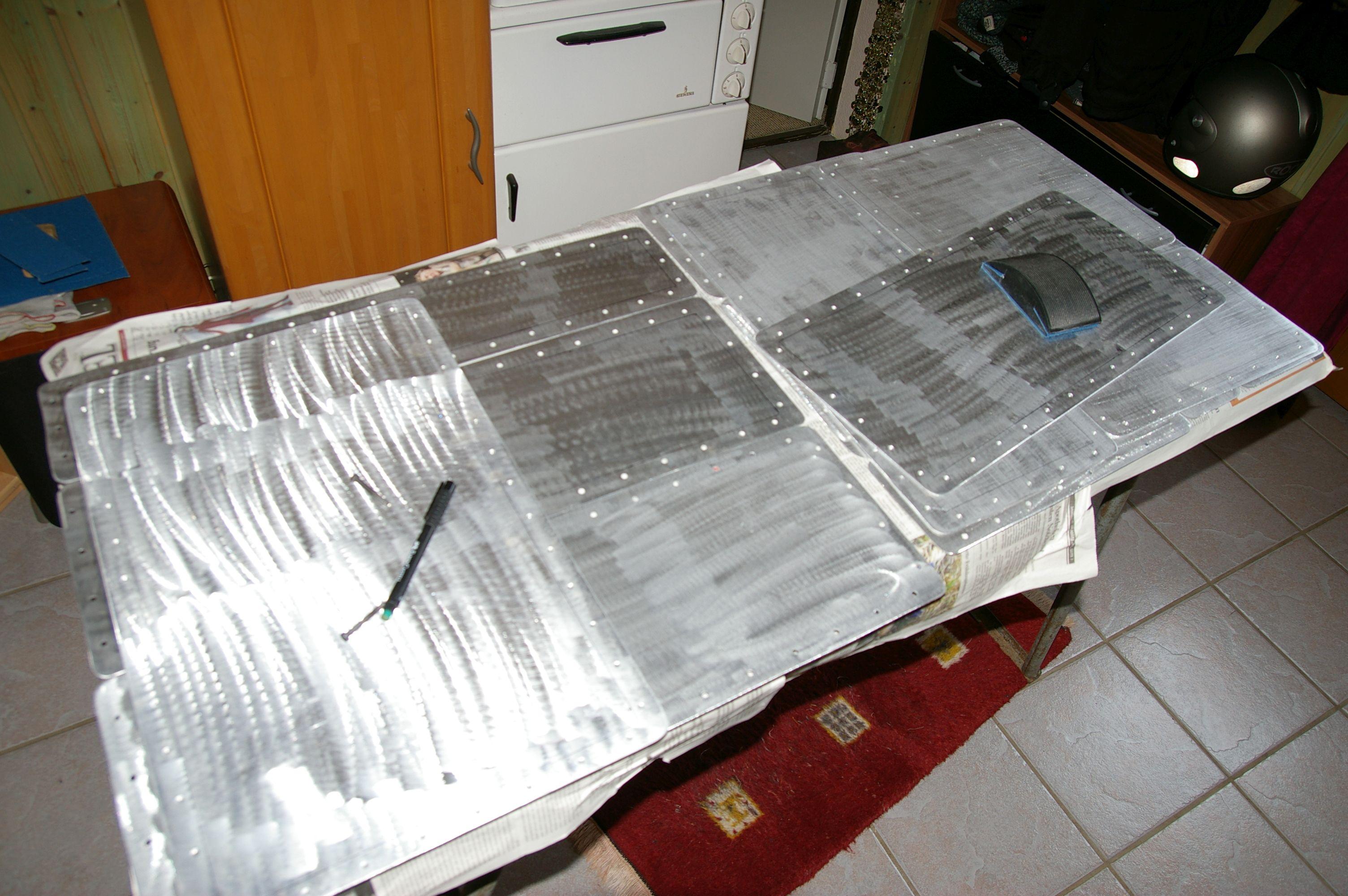 Sehr Furnier kleben schwer gemacht! | slooowriders.de CD15